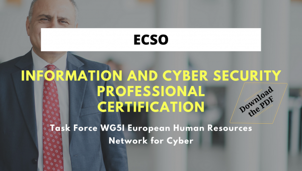 Information and Cyber Security Professional Certification Blog