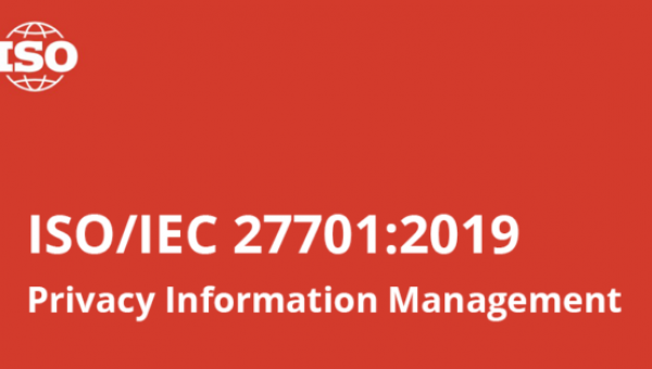 ISO/IEC 27701 Information Management System for Privacy